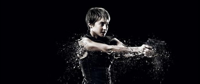 Primeros carteles para los protagonistas de 'Insurgente',</br>primera secuela de 'Divergente'