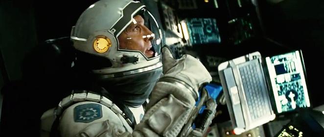 'Interstellar' se convierte en la cuarta pel�cula</br>en superar los 100 millones en cines IMAX