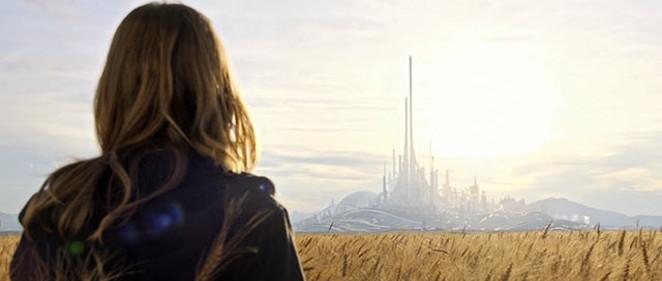 'Tomorrowland: El mundo del ma�ana' </br> �Es que tienes qu� cuestionar todo?