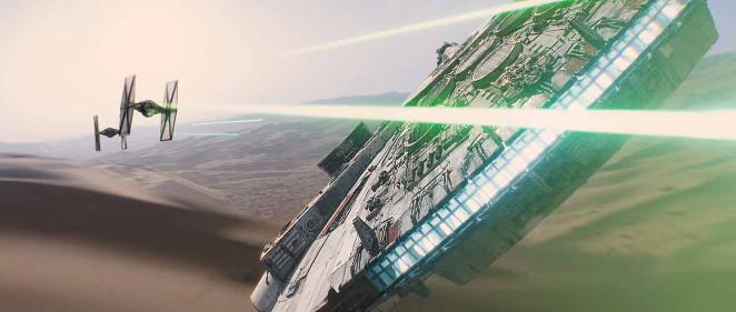 �Teaser Tr�iler de 'Star Wars: El despertar de la fuerza'!</br>�Que la fuerza os acompa�e!