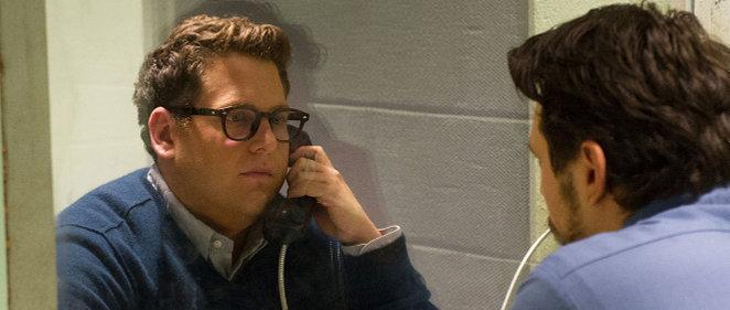 James Franco y Jonah Hill en el primer tr�iler y p�ster de 'True Story'