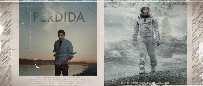 FINAL: 'CdC 2014' - Perdida Vs. Interstellar