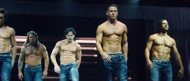De vuelta a la rutina. Segundo tr�iler de 'Magic Mike XXL'