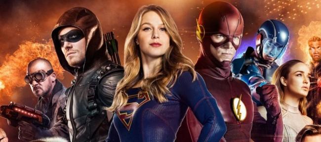 Lunes 28 - Invasion -- Crossover de 'Supergirl', 'Arrow', 'The Flash' y 'Legends of Tomorrow' 91133