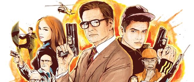 'Kingsman: Servicio secreto': Los modales de Sir Matthew Vaughn