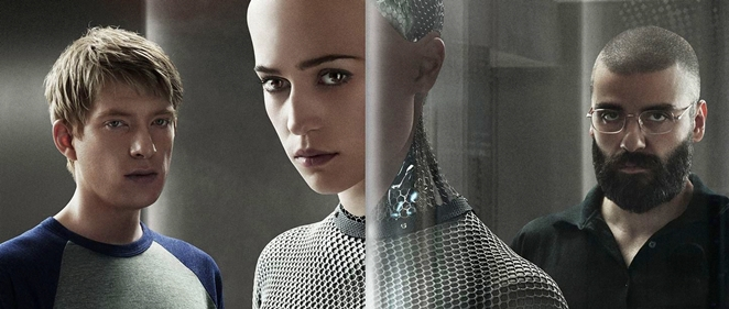 'Ex_Machina': I.A.