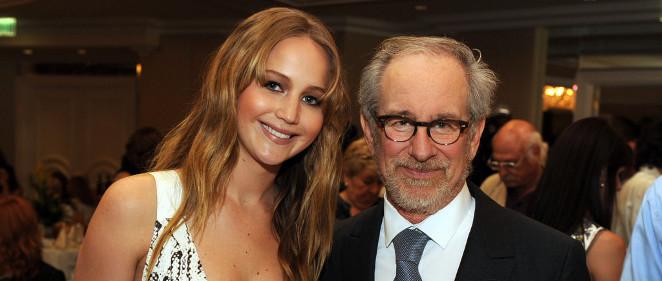 Spielberg y Lawrence llevar�n al cine</br>las memorias de la fot�grafa de guerra de Lynsey Addario