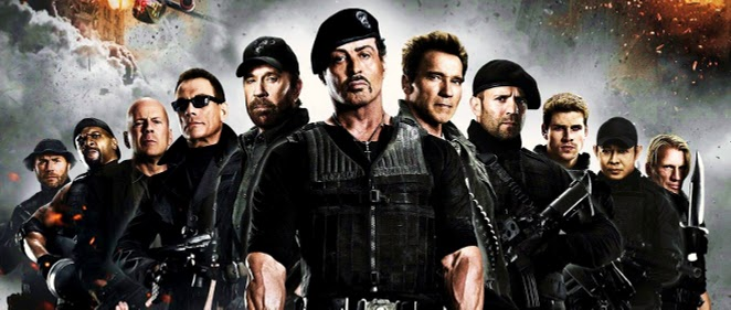'Los mercenarios' se dirigen a la peque�a pantalla