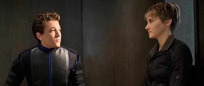 'La serie Divergente: Insurgente': Insert coin to continue