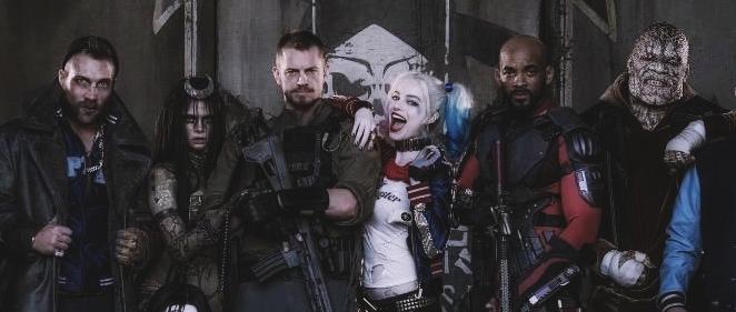 �Foto oficial del casting de 'Escuadr�n Suicida'!<br>�Will Smith como Deadshot!