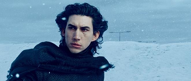 Primera imagen de Adam Driver como el villano Kylo Ren<br> en 'Star Wars: El despertar de la fuerza'