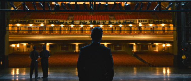 Tr�iler oficial de 'Steve Jobs'. </br>Michael Fassbender es el co-fundador de Apple