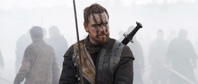 Nuevos clips e im�genes del 'Macbeth' de<br> Michael Fassbender & Marion Cotillard