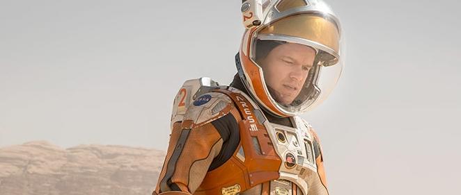 Primeras im�genes oficiales de 'The Martian',<br> lo pr�ximo de Ridley Scott