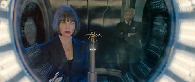 Nuevas im�genes de 'Ant-Man'. Portadas Empire