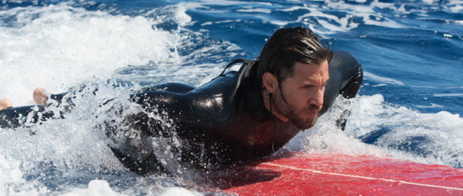 Primer tr�iler y cartel de 'Point Break', </br>remake de 'Le llaman Bodhi'