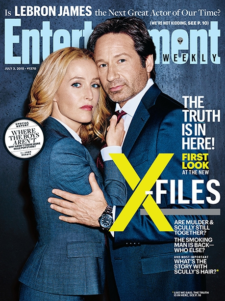 Post -- Expediente X -- 24 Enero - El regreso de Mulder y Scully  70580