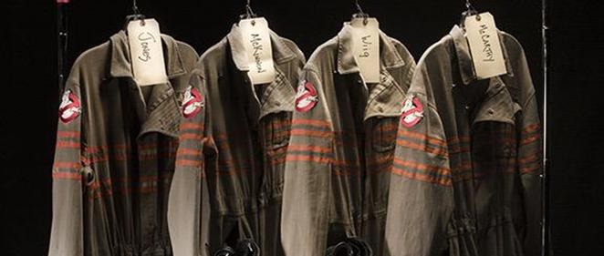 Revelados los trajes (y la mochila de protones) de<br> las nuevos 'Cazafantasmas'