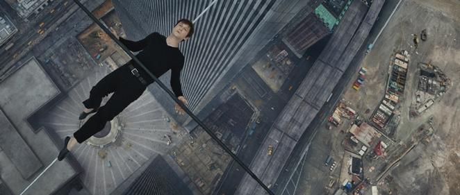 Vive toda una experiencia (en 3D).<br>Tr�iler espa�ol de 'The Walk', de Robert Zemeckis