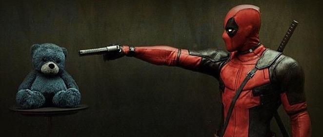 Nuevas im�genes y portada EW de 'Masacre (Deadpool)'
