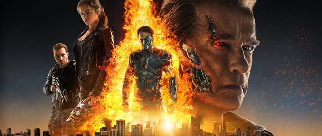 'Terminator: G�nesis' - D�selo a la mano