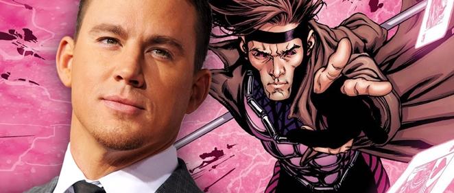 Channing Tatum, confirmado como protagonista de 'Gambit'