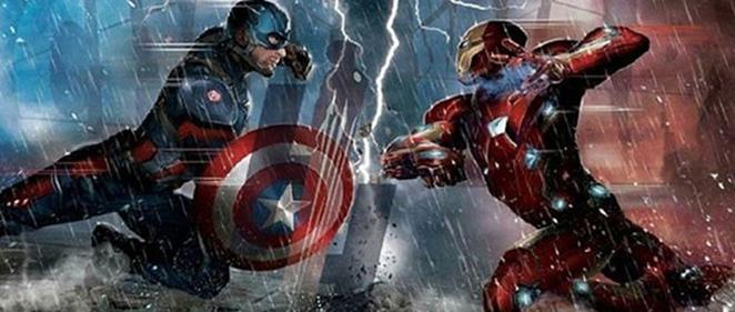 Revelados los ''equipos'' de Capit�n Am�rica e Iron Man<br>en 'Captain America: Civil War'