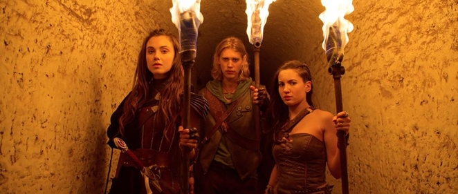 Primer tr�iler de 'The Shannara Chronicles',<br>la adaptaci�n de la �pica fant�stica de Terry Brooks