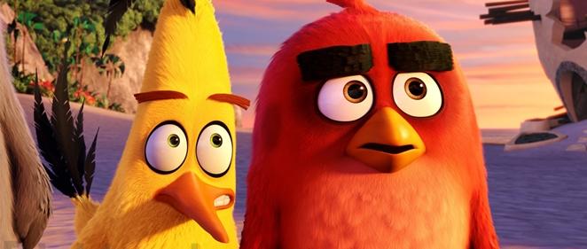 Nuevas im�genes de la pel�cula de los 'Angry Birds'