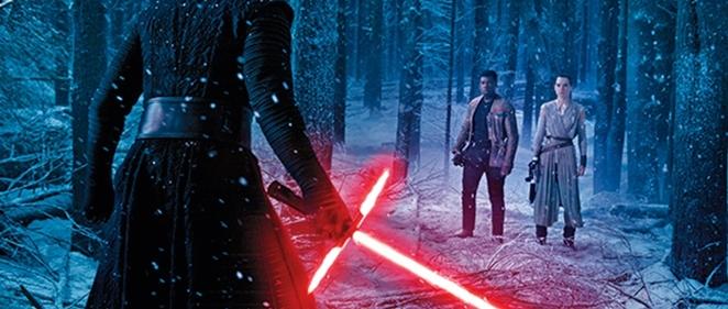 Spot de TV extendido de 'Star Wars: El despertar de la fuerza'