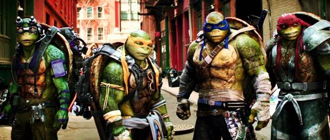 Prep�rense, chicos.</br>Tr�iler final de 'Ninja Turtles: Fuera de las sombras'