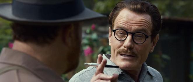 'Trumbo: La lista negra de Hollywood' - </br>Dalton cogi� su m�quina de escribir