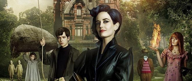 Tr�iler y cartel espa�oles de<br> 'El hogar de Miss Peregrine para ni�os peculiares'