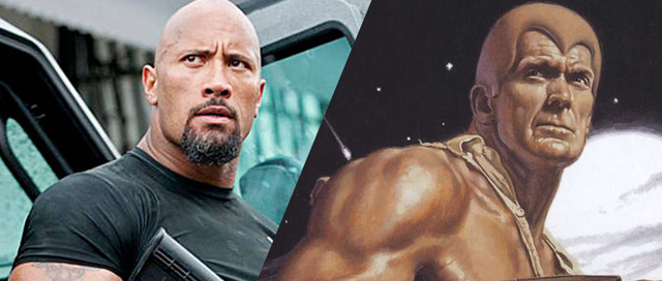 Es oficial. �Dwayne Johnson ser� 'Doc Savage'!