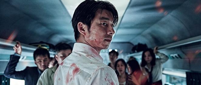 Pasajeros al tren (si quieren sobrevivir).<br>Tr�iler de 'Train to Busan', de Yeon Sang-ho