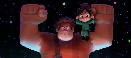 Primera imagen oficial de la secuela de '¡Rompe Ralph!', que se estrenará en marzo de 2018 88091