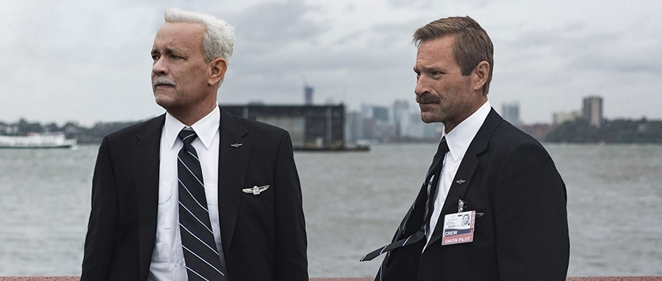 Tom Hanks en una pel�cula de Clint Eastwood. Tr�iler de 'Sully'