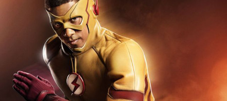 ¡Keiynan Lonsdale como Kid Flash en la tercera temporada de 'The Flash'!