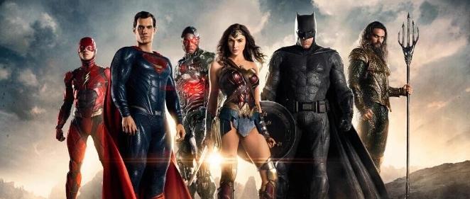 El amanecer de la justicia. �Primer avance oficial de 'Justice League'!