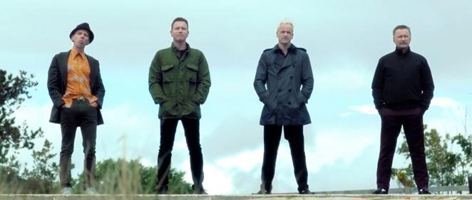 Los chicos est�n de regreso. Teaser tr�iler de 'T2: Trainspotting'