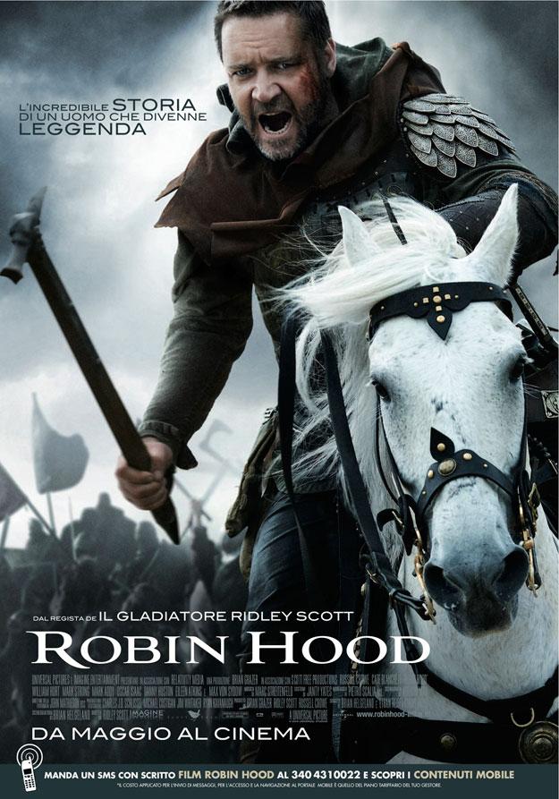 ''ROBIN HOOD'' LLEGA A  NUESTRO RINCON  DE LOS CARTELES 9761