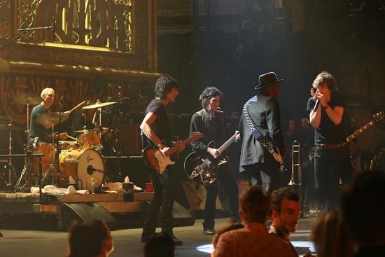Los Rolling Stones revientan las puertas de la Berlinale