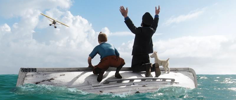 Imagen de Las aventuras de Tintín: El secreto del unicornio (The Adventures of Tintin: Secret of the Unicorn)