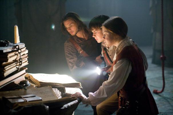 Las Crónicas de Narnia: La Travesía del Viajero del Alba 12591