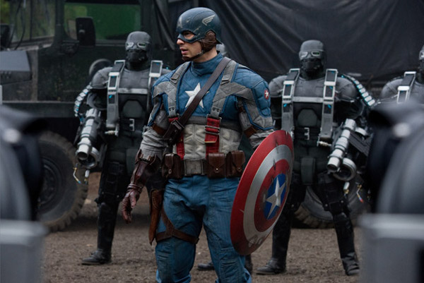 Imagen de Capitán América. El primer vengador (The First Avenger: Captain America)