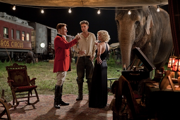 Foto De Agua Para Elefantes Water For Elephants
