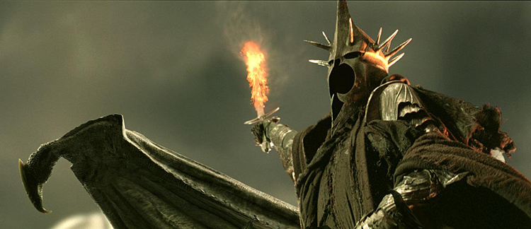 Lord Of The Rings Saurons Kings