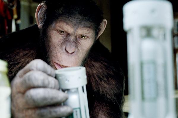 Imagen de El origen del Planeta de los Simios (Rise of the Planet of the Apes)