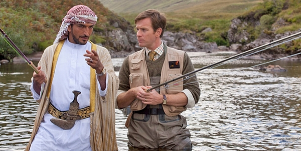 Imagen de La pesca de salmón en Yemen (Salmon Fishing in the Yemen)