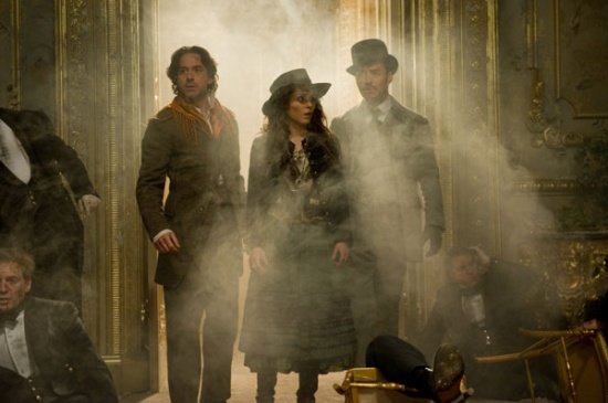 Imagen de Sherlock Holmes: Juego de sombras (Sherlock Holmes: A Game of Shadows)